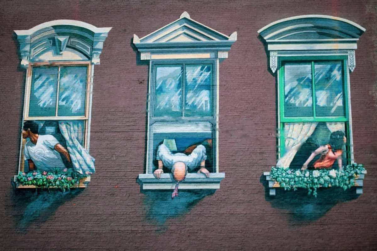 A Self-Guided Walking Tour of 20+ Downtown Cincinnati Murals