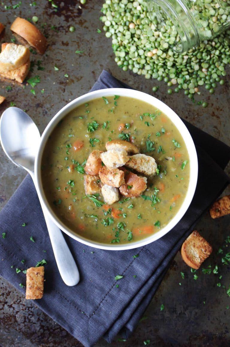 Make Dutch Split Pea Soup at Home