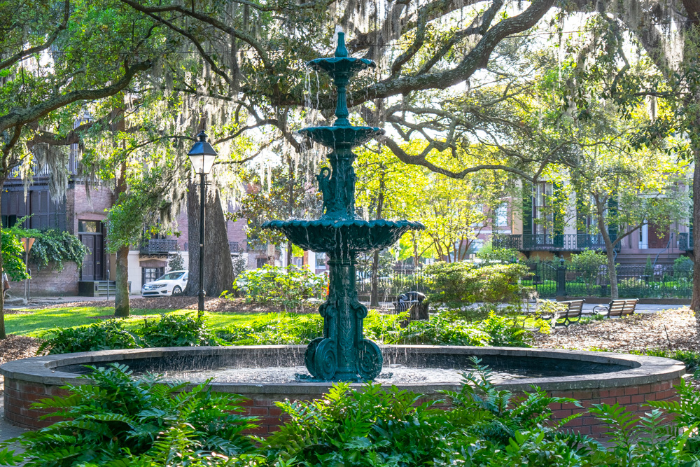Explore Savannah, Georgia, and see why it is an up and coming US travel destination.