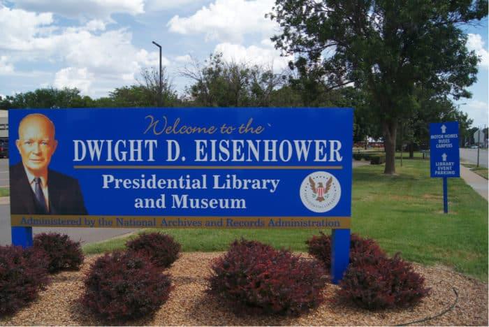 Get a Sneak Peek at the Newly Renovated Eisenhower Museum in Abilene, Kansas