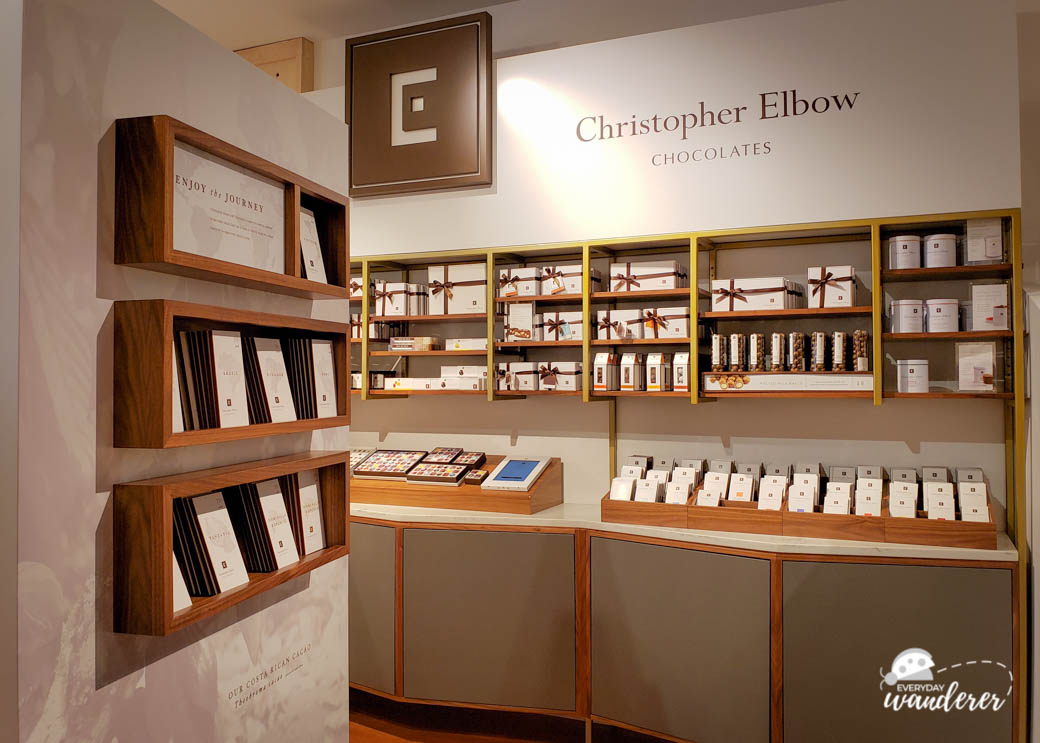 Christopher Elbow Chocolates are one of the best food gifts from Kansas City