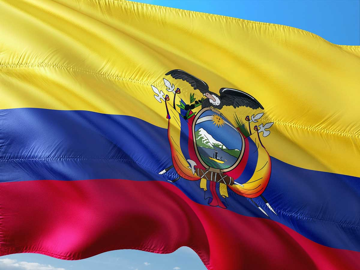 Ecuador is a country in South America