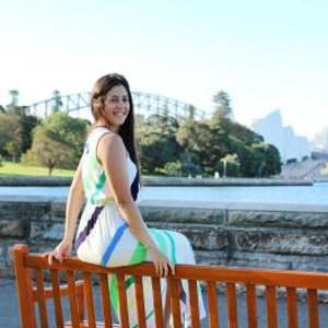 Katie Dundas is an American living in Australia