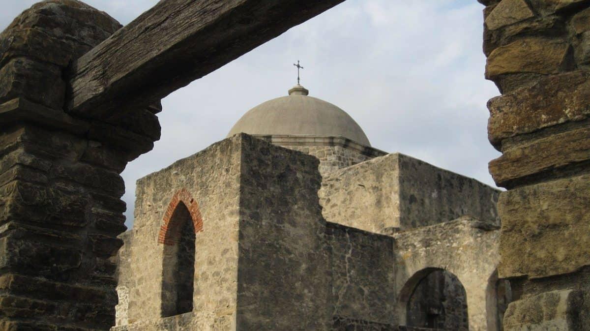 San Jose Mission in San Antonio TX