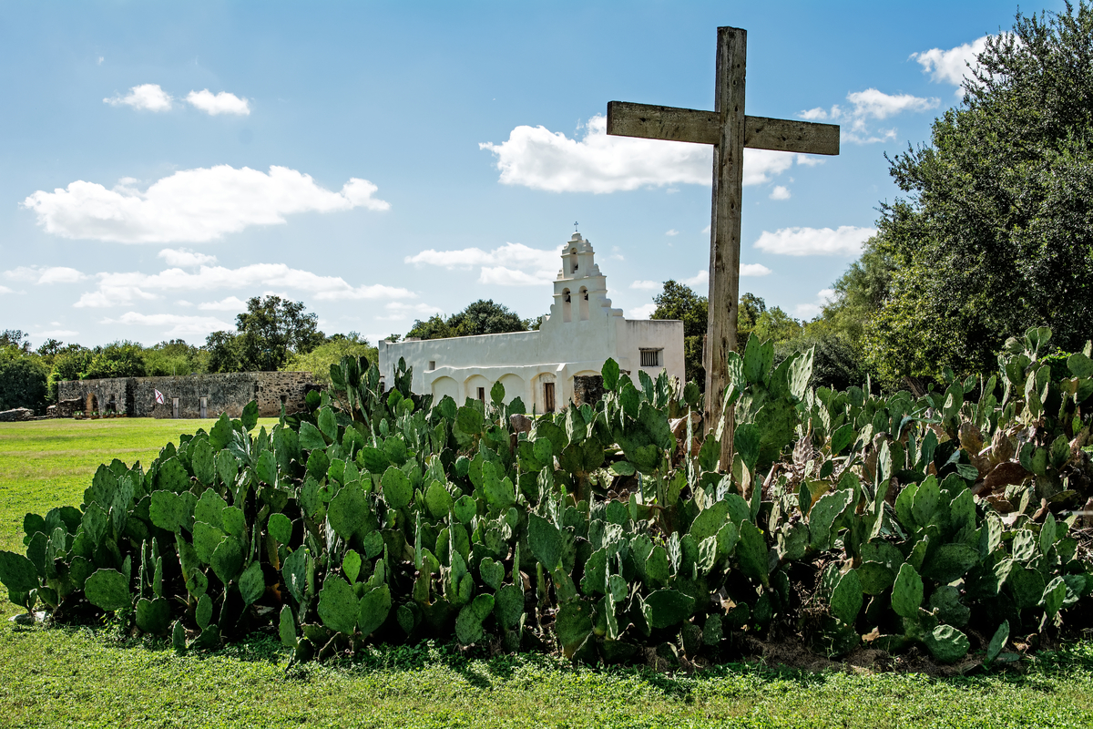 The Missions of San Antonio, More Than the Alamo