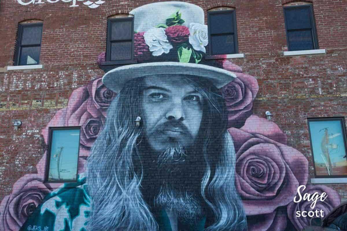 30 Impressive Tulsa Murals That Tell T-Town's Story