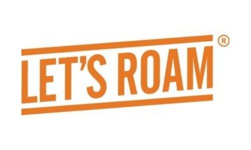 Lets Roam Logo