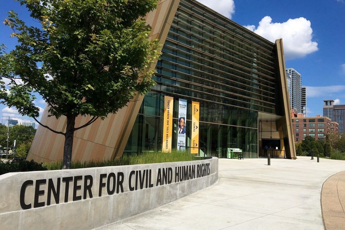 Center for Civil and Human Rights in Atlanta GA