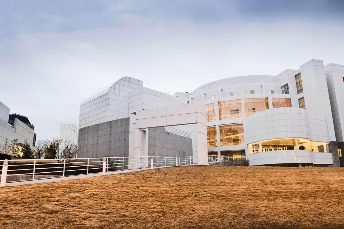 High Museum of Art in Atlanta