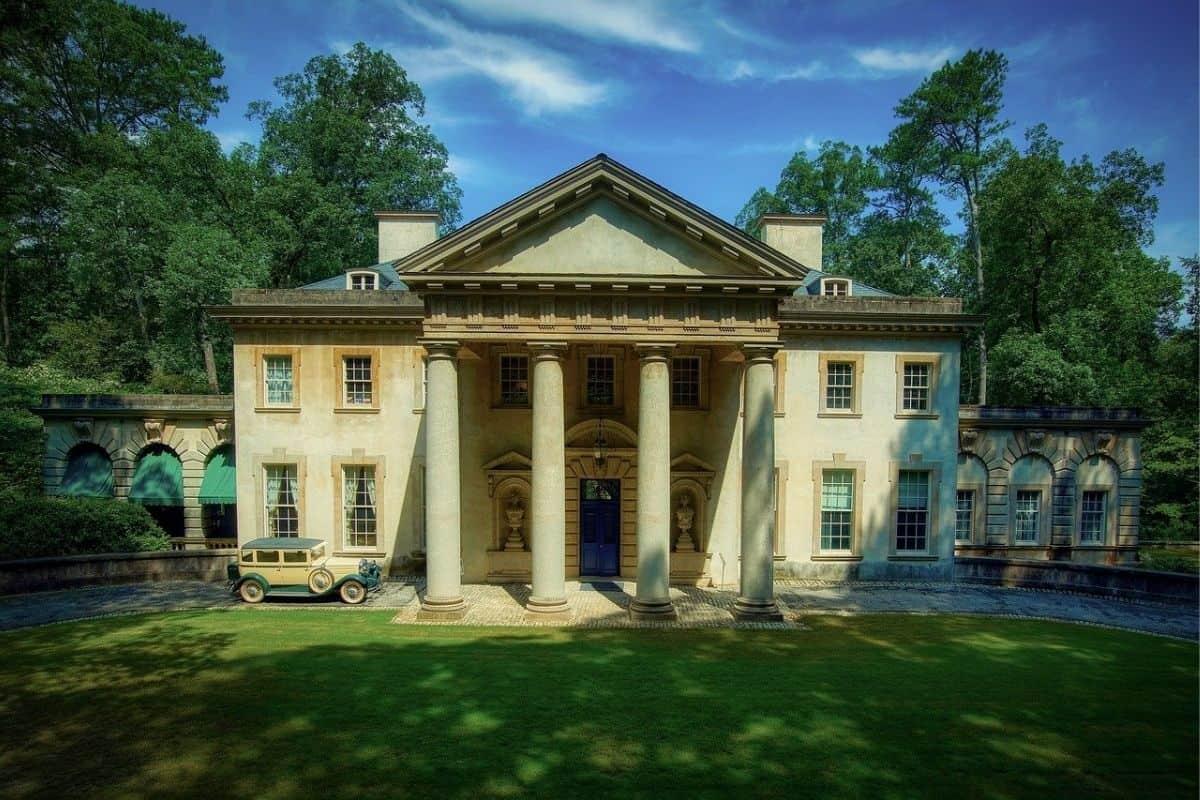 Swan House Mansion at Atlanta History Center