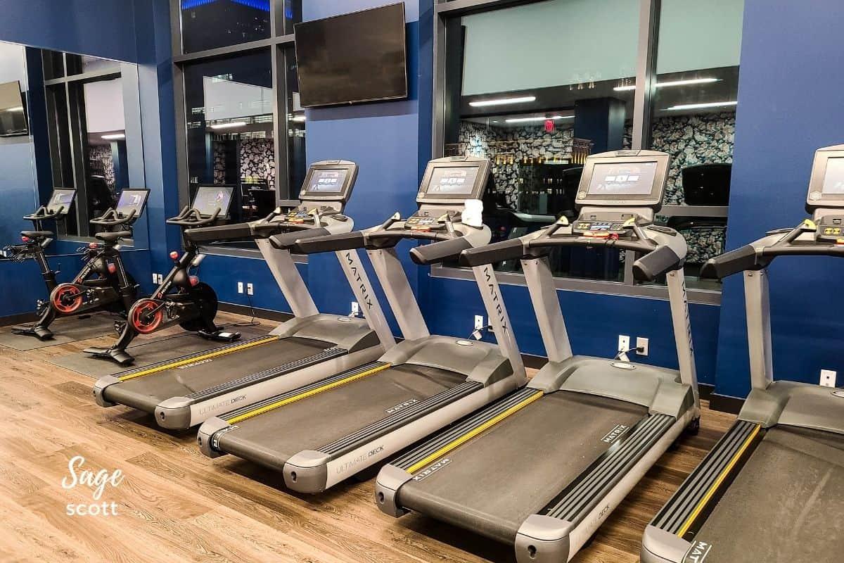 Le Meridien St. Louis Clayton has a world-class fitness center