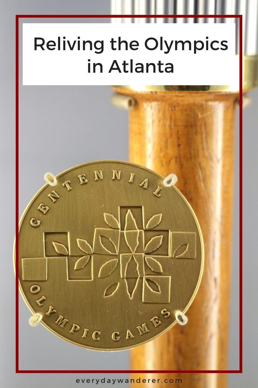 Atlanta Olympic Sites - Pin 2 - JPG