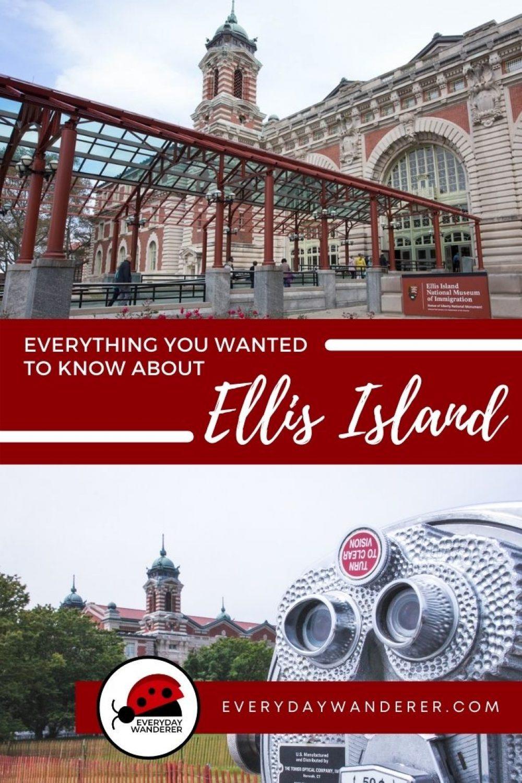 Ellis Island - Pin 5 - JPG