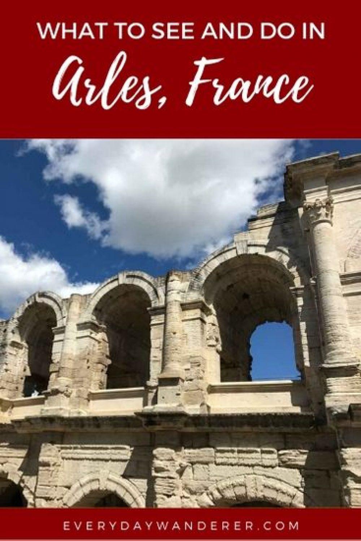 Everyday Postcard from Arles 2 - JPG