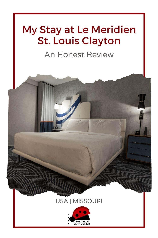 Le Meridien St Louis Clayton - Pin 1 - JPG