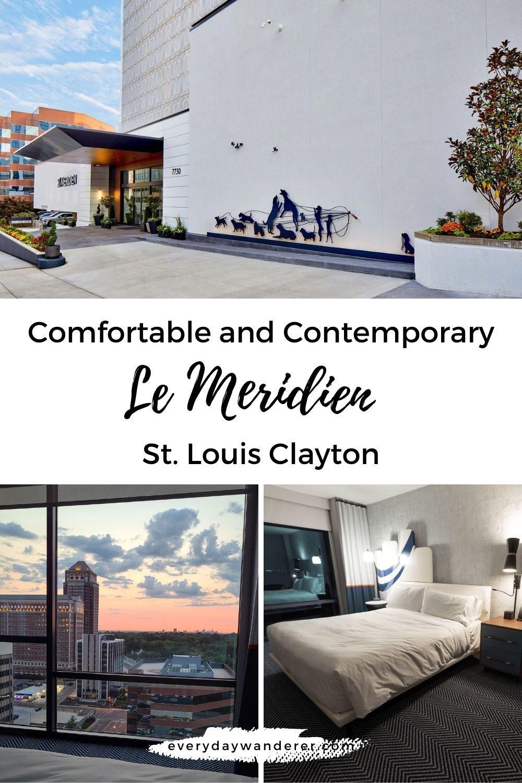 Le Meridien St Louis Clayton - Pin 4 - JPG