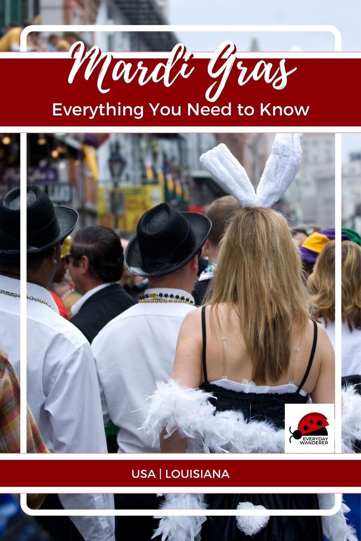 New Orleans Mardi Gras - Pin 4 - JPG