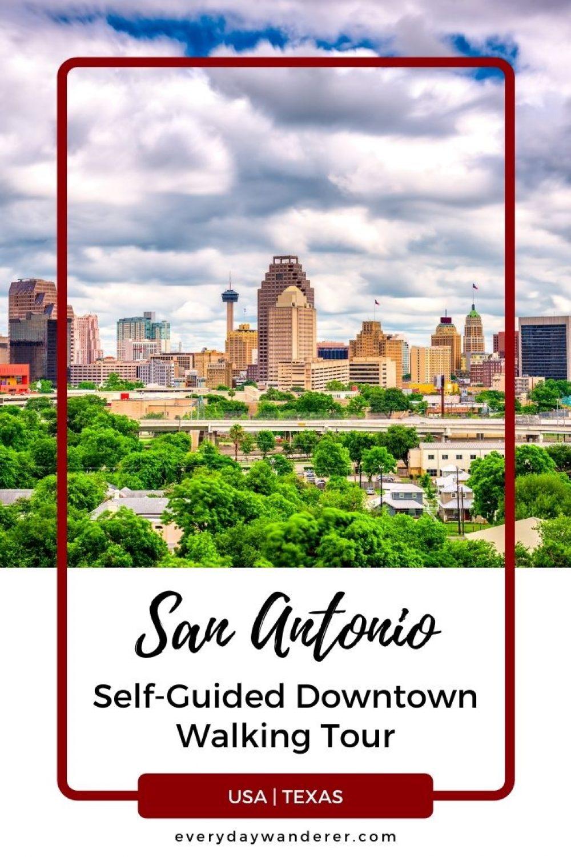 San Antonio Walking Tour - Pin 1 - JPG
