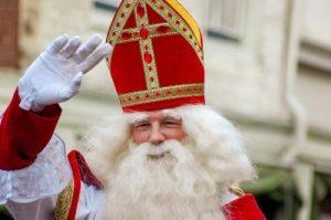 Sinterklaas is the Dutch version of Santa Claus