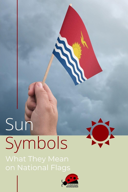 Sun Flag Designs - Pin 2 - JPG