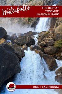 Yosemite Waterfalls - Pin 1 - JPG