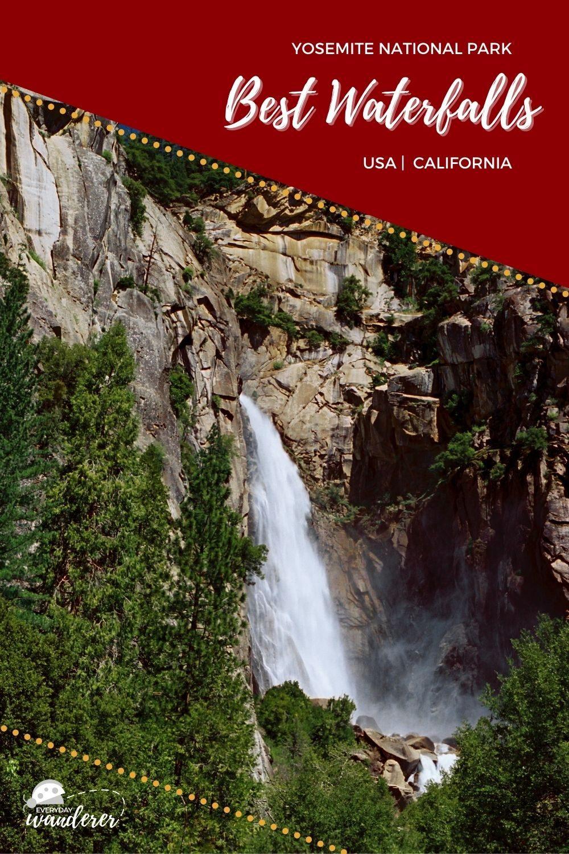 Yosemite Waterfalls - Pin 4 - JPG